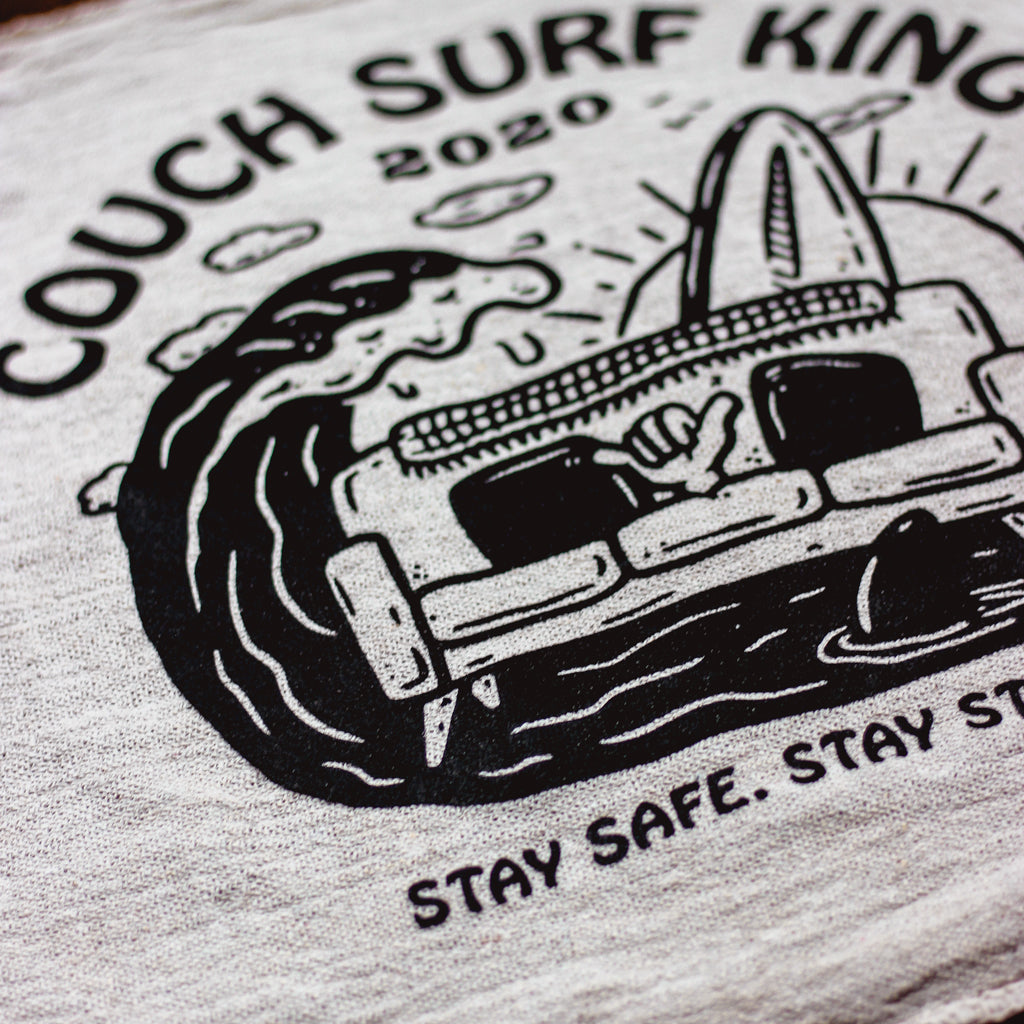 Couch Surf King