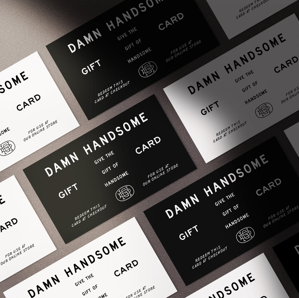 Handsome Gift Card