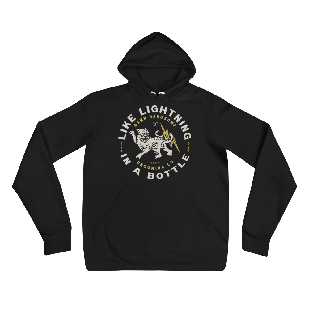 Lighting in a Bottle Unisex hoodie