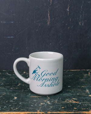 """Good Morning Asshole"" Mug"