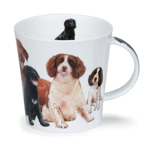 Cairngorm Dogs + Puppies Spaniel Mug