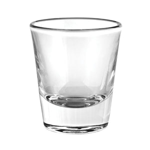 Clear 1.5oz Shot Glass (Set of 6)