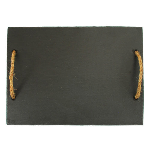 Slate Cheese Board w/ Handles