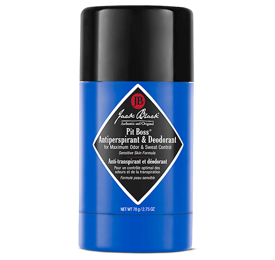 Pit Boss Antiperspirant & Deodorant Sensitive Skin Formula