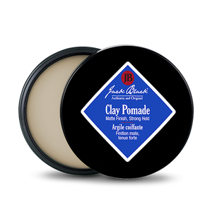 Clay Pomade w/ Matte Finish