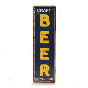 Craft Beer Lighted Sign
