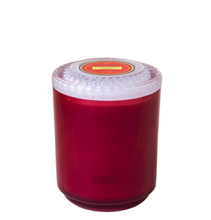 Pomegranate Citrus Glass Candle
