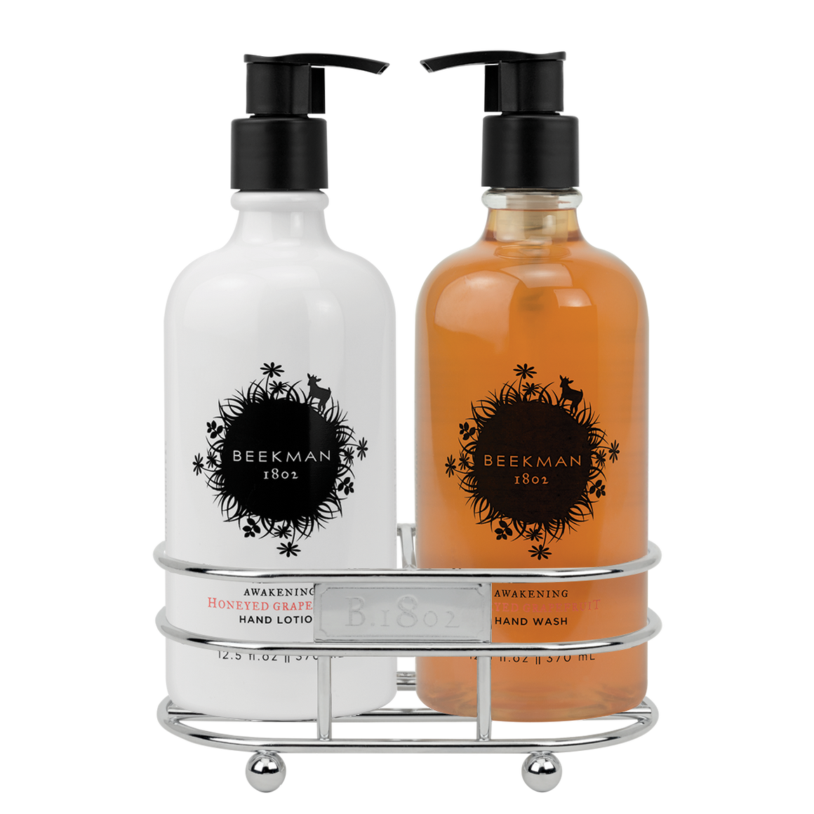 Honeyed Grapefruit Awakening Hand Care Duo Caddy