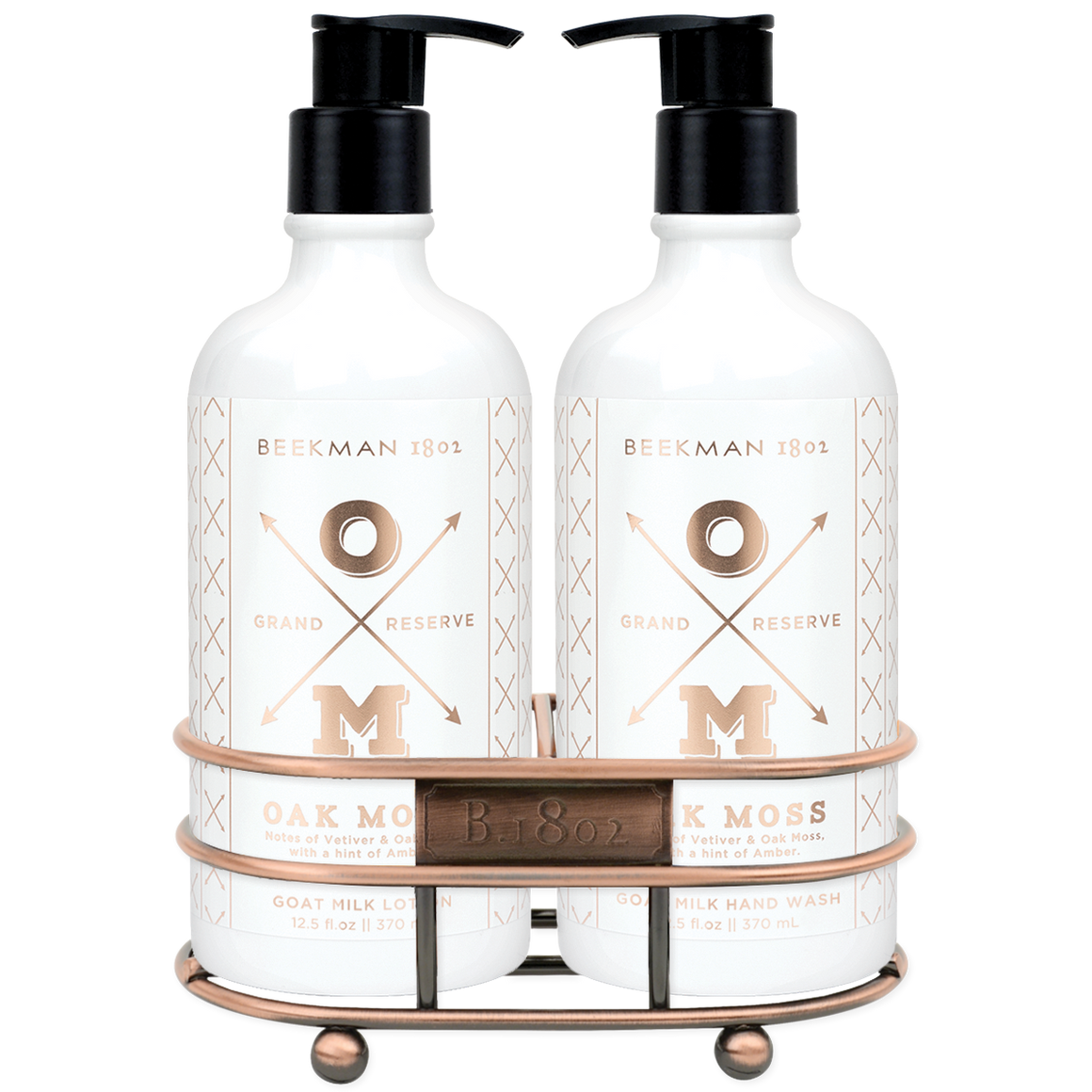 Oak Moss Hand Care Duo Caddy
