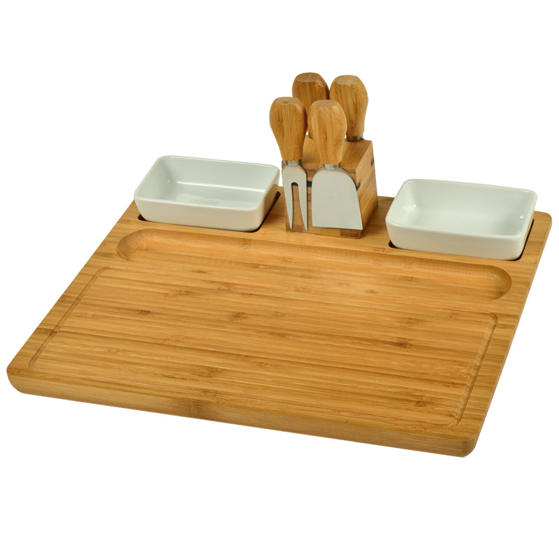 Sherborne 7 Piece Cheese Board Set