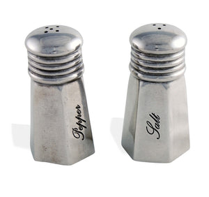 Vintage Salt + Pepper Set