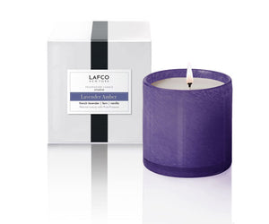 Lavender Amber Candle | Studio