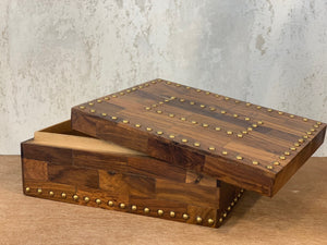 Studded Decorative Box
