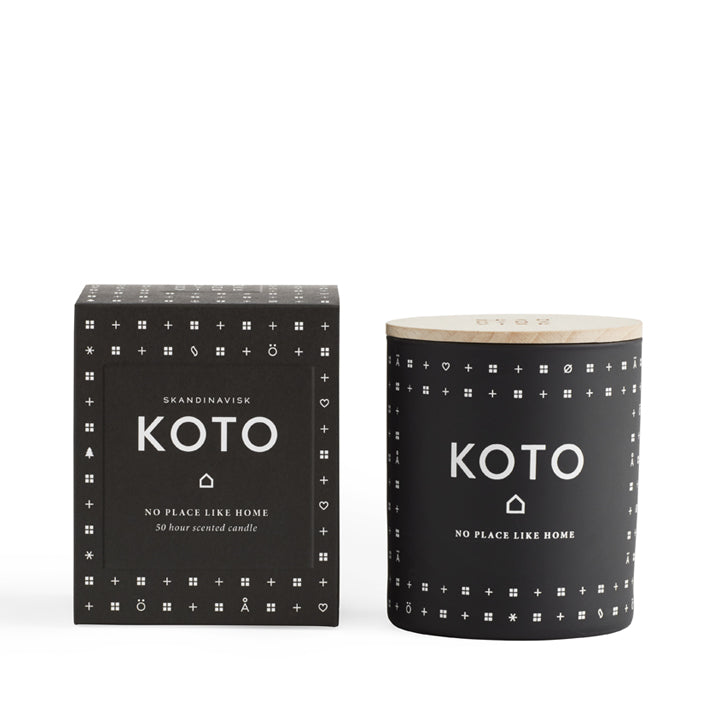 KOTO Scented Candle | Home