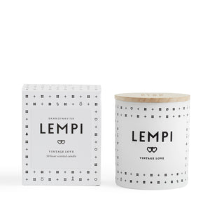 LEMPI Scented Candle | Vintage Love