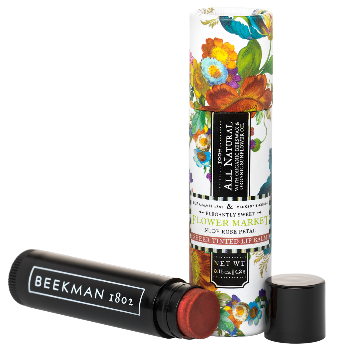 MacKenzie-Childs Flower Market Lip Balm