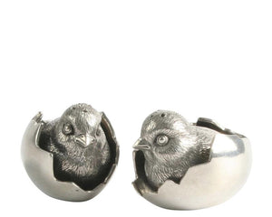 Chicks in Eggs Salt + Pepper Set