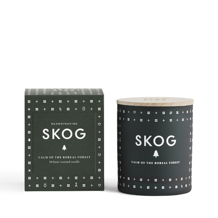 SKOG Scented Candle | Forest