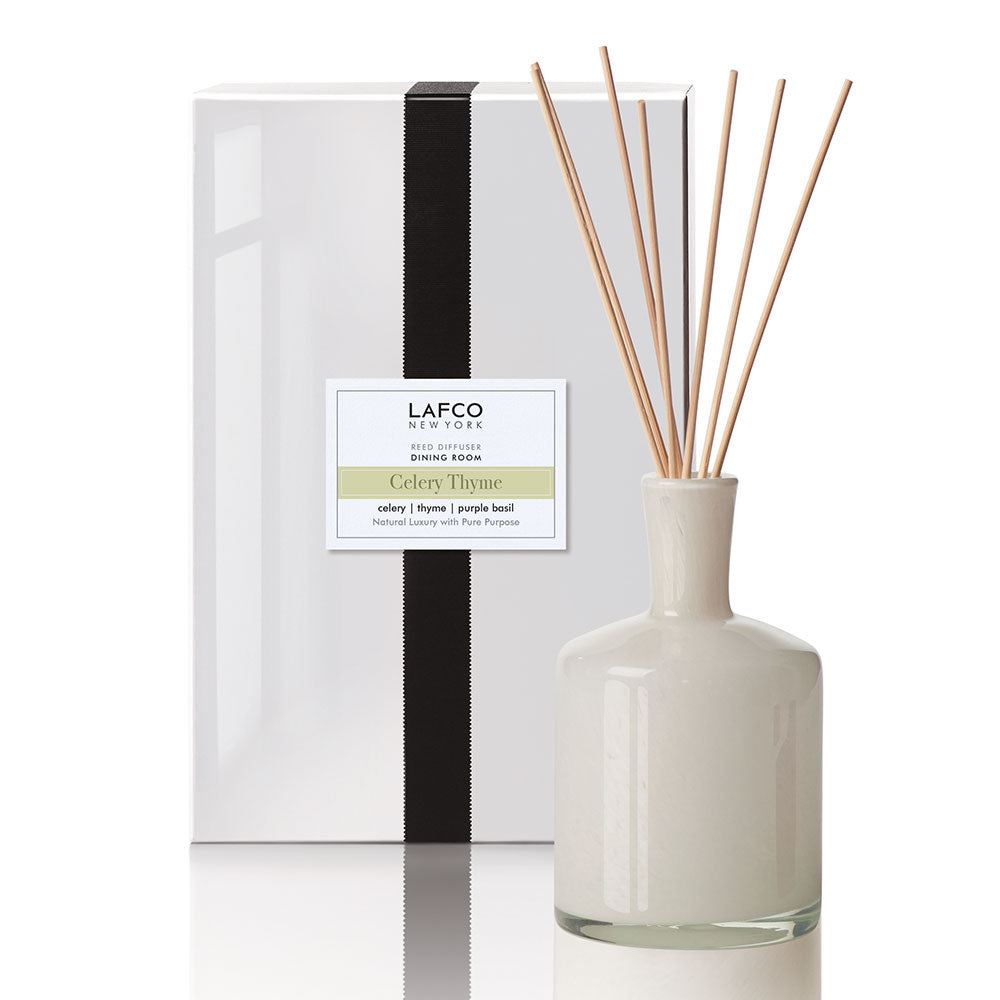 Celery Thyme Reed Diffuser | Dining Room