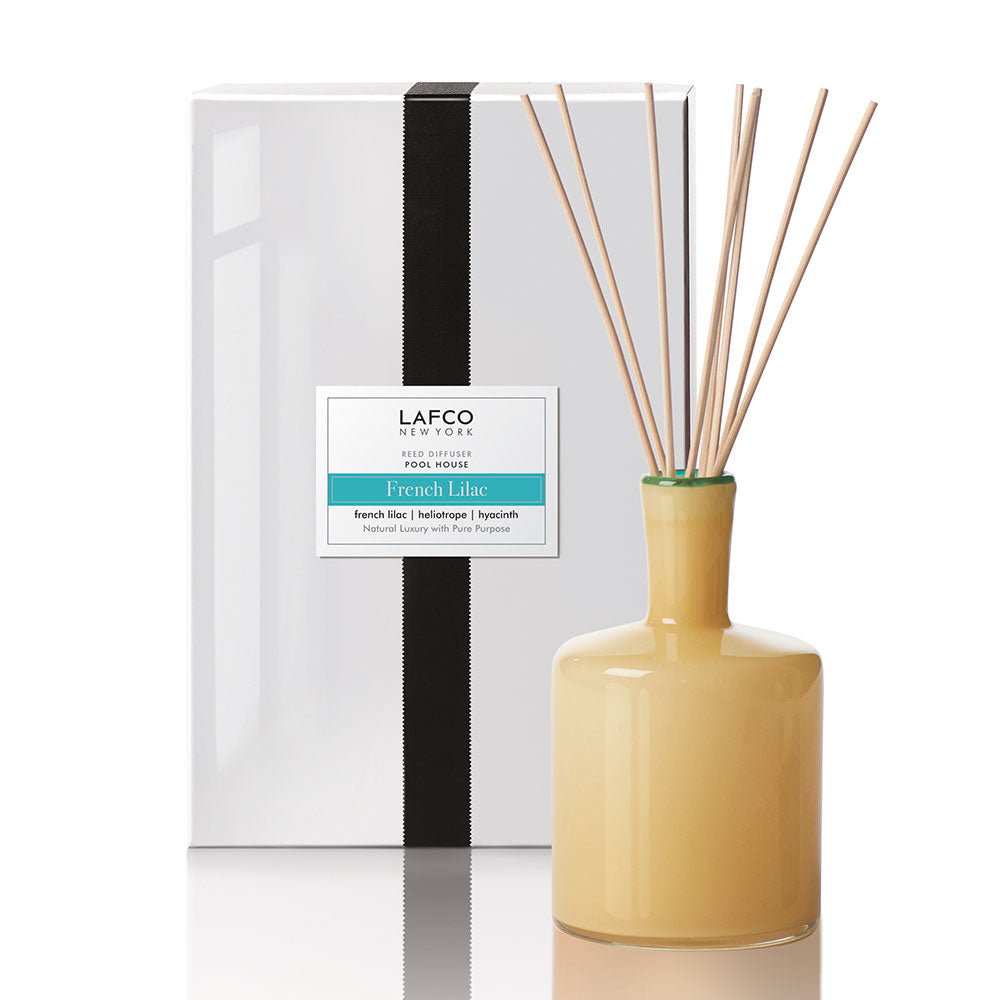 French Lilac Reed Diffuser | Pool House