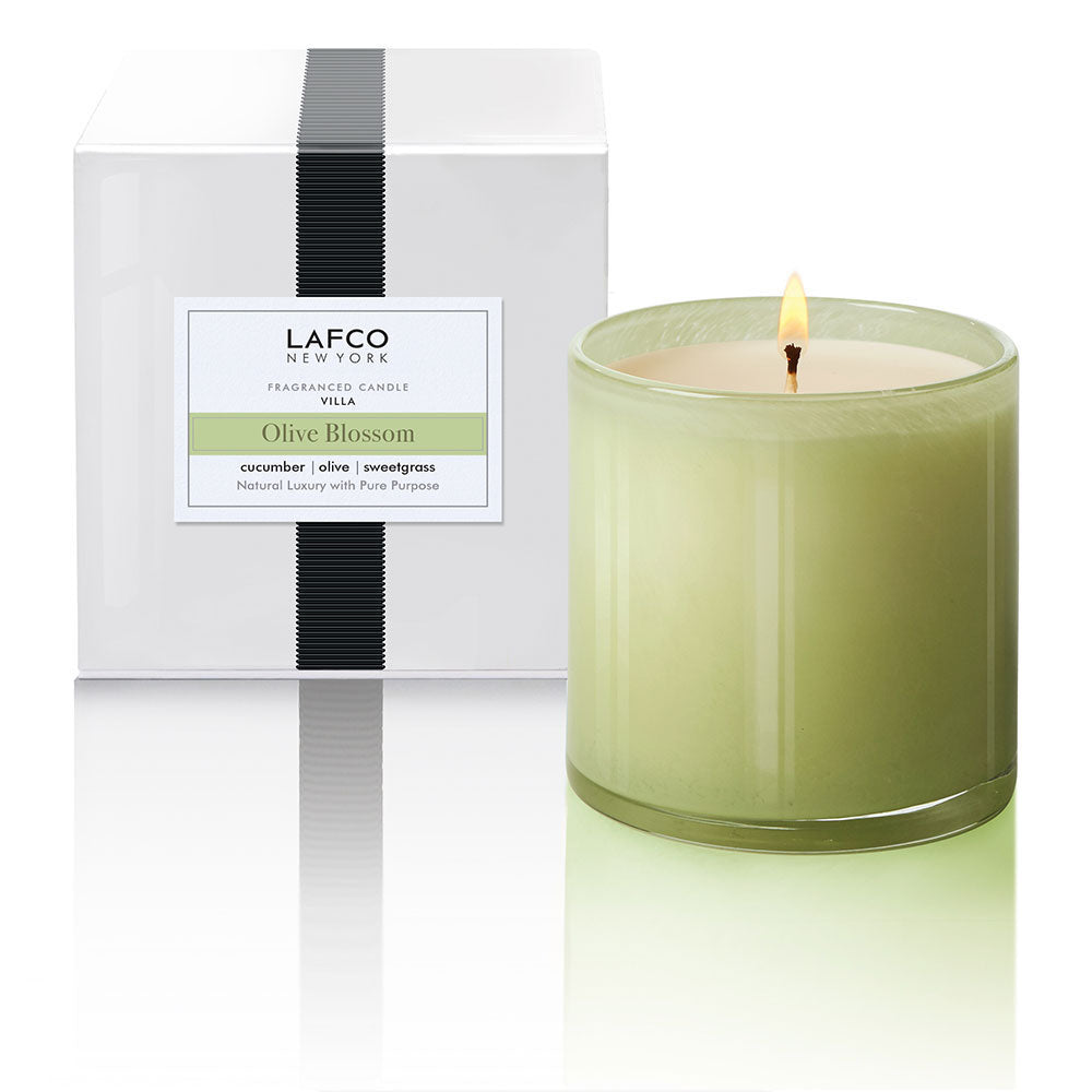 Olive Blossom Candle | Villa
