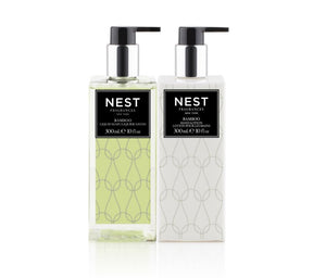 Bamboo Liquid Soap & Hand Lotion Gift Set