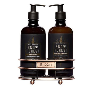 Snow Forest Hand Care Duo Caddy