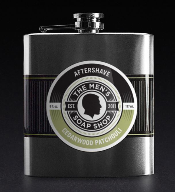 Aftershave Splash - Cedarwood Patchouli