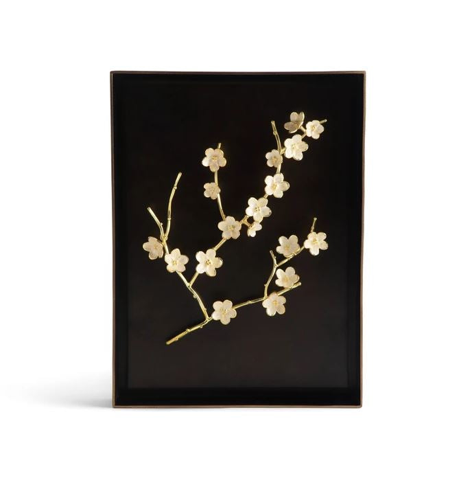 Cherry Blossom Shadow Box