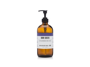 Dark Cassis Hand & Body Wash