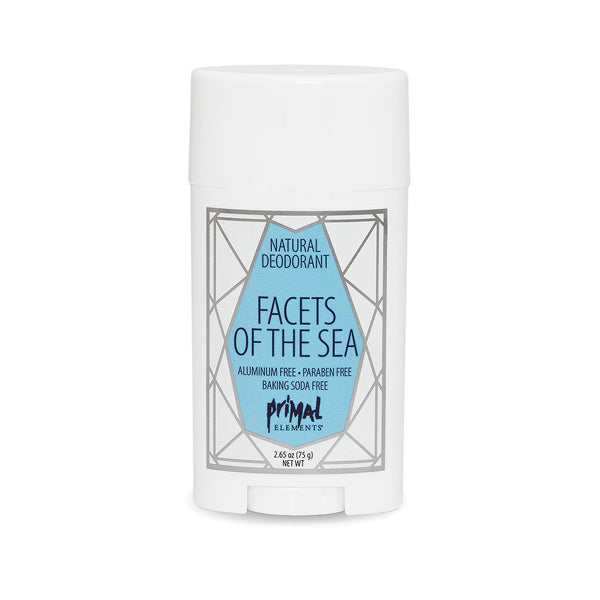 Facets of The Sea All Natural Deodorant