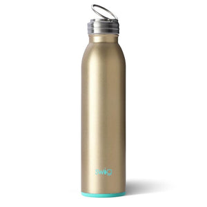 Shimmer Champagne Bottle 20oz