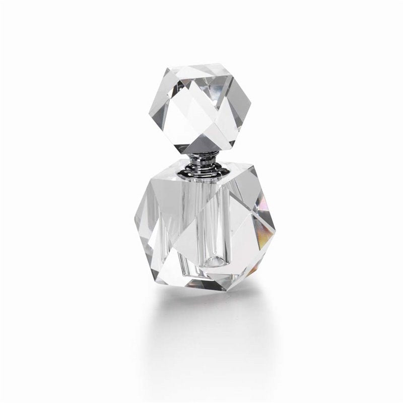 Multi Faceted Perfume Bottle