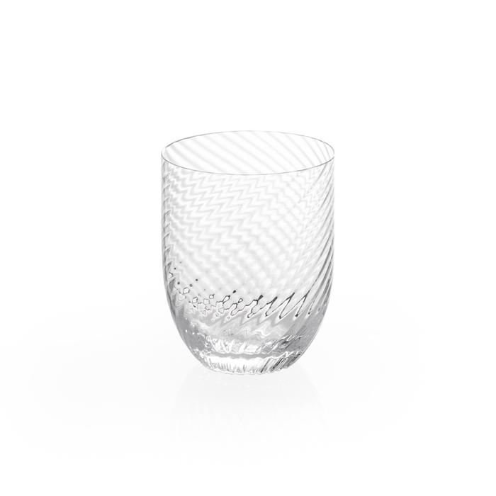 Twist Diamond Highball (Set of 4)