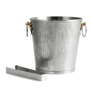 Ivy & Oak Ice Bucket w/ Tongs