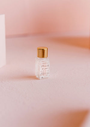 At Last Luxury Little Luxe Perfume