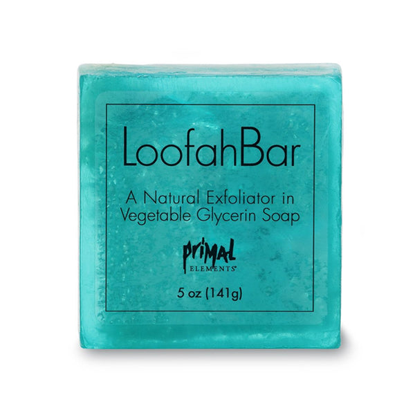 Facets of The Sea Loofah Bar Soap