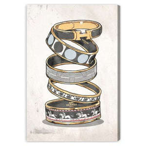 Dark Arm Candy Wall Art