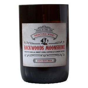 Backwoods Moonshine Candle
