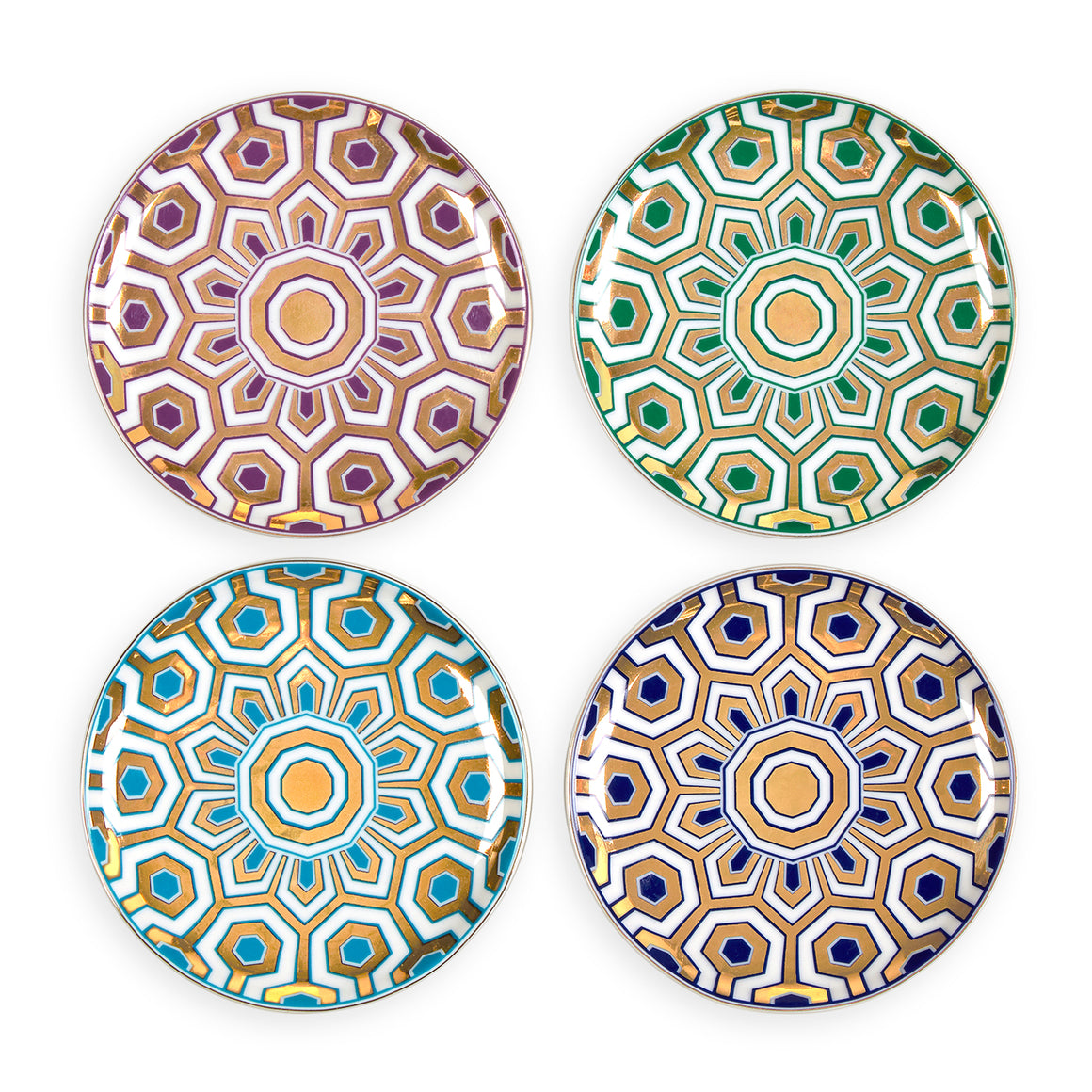 Newport Patterned Coasters