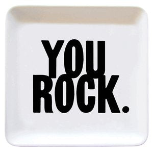 You Rock Dish
