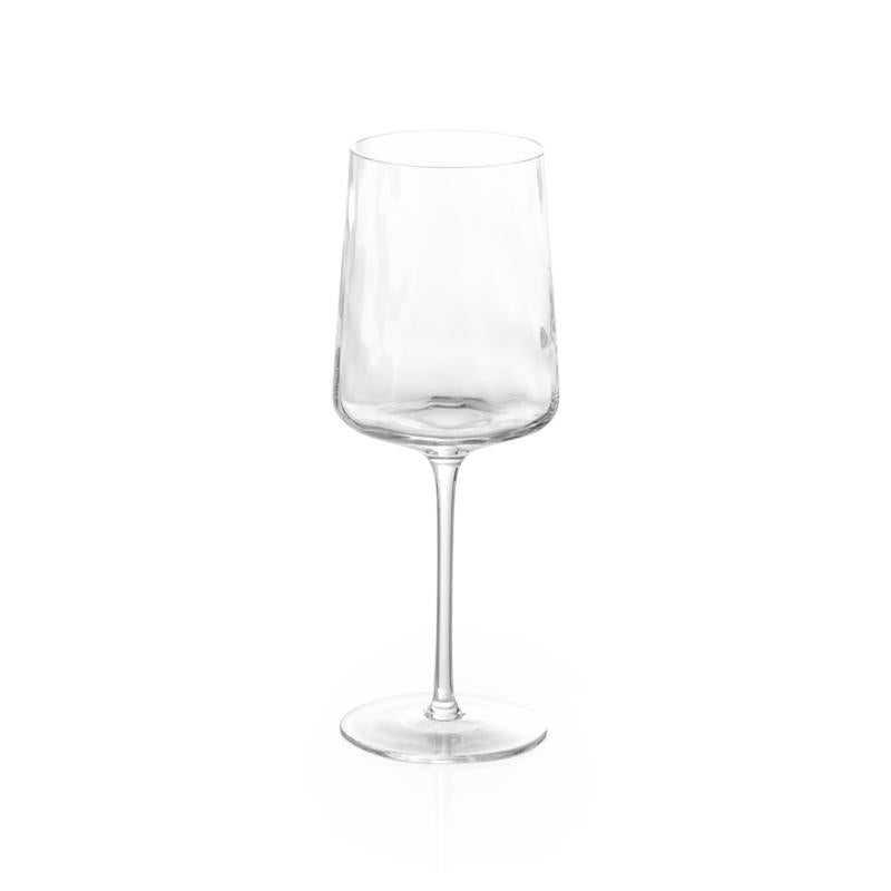 Ripple Effect  Wine Glass