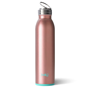 Shimmer Rose Gold Bottle 20oz