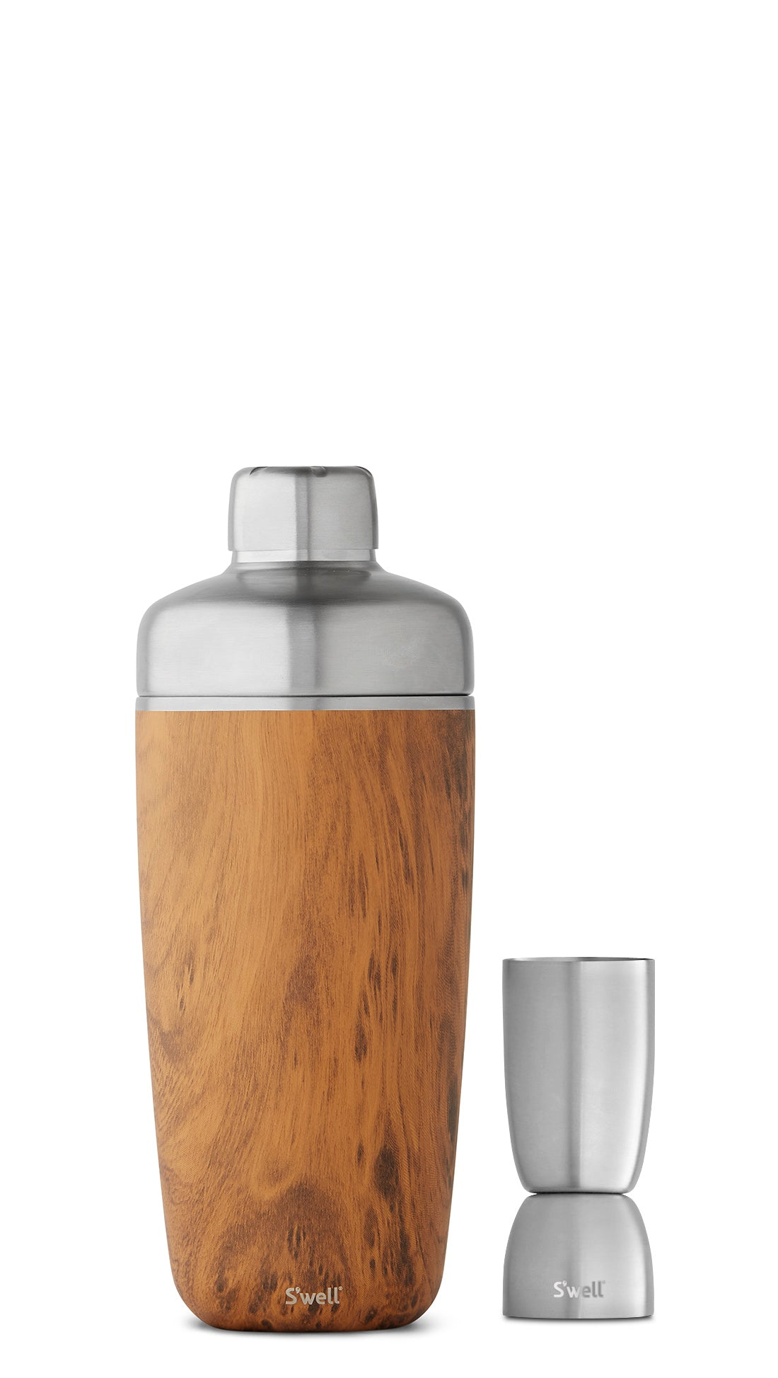 Teakwood Shaker Set