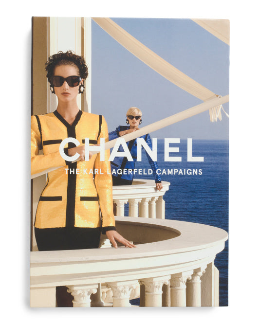 Chanel, The Karl Lagerfeld Campaigns