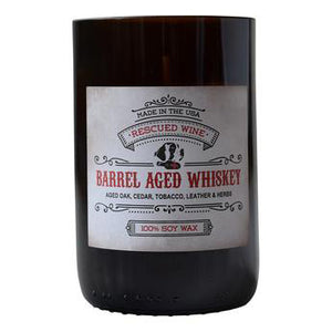 Barrel Aged Whiskey Candle