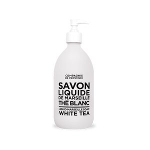 Liquid Marseille Soap | White Tea