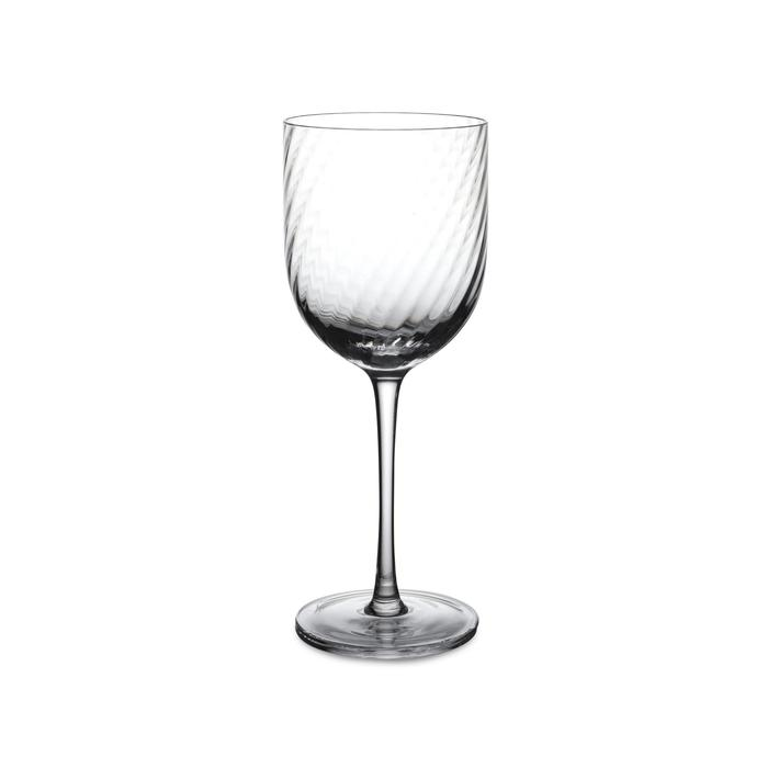 Twist Diamond Wine Glass