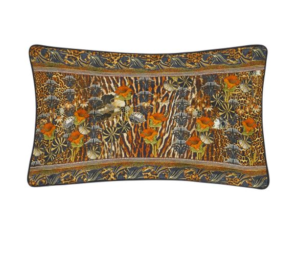 Wise Wings Rectangle Cushion