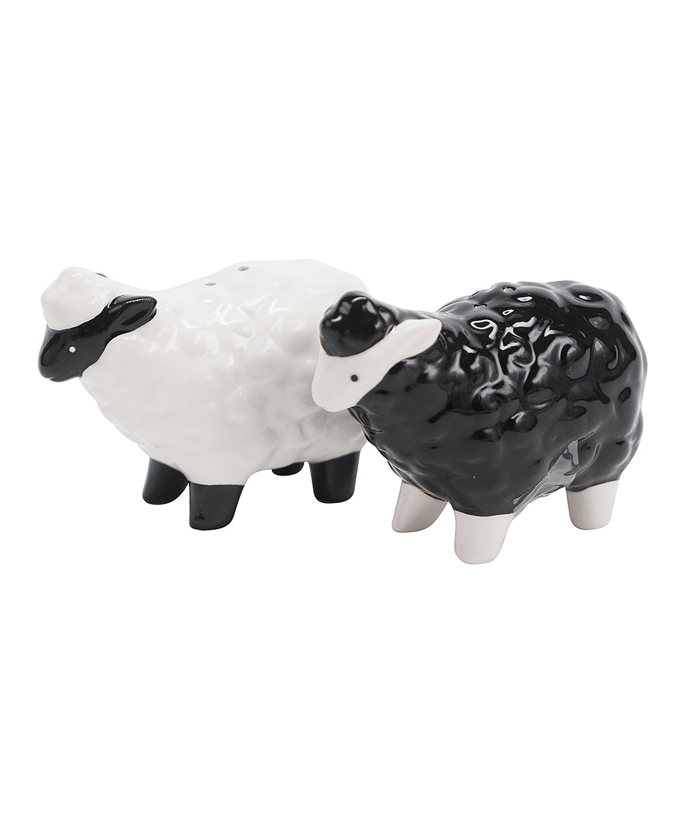 Sheep Salt + Pepper Set
